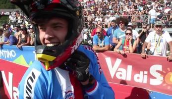 Video: finále Mistrovství světa ve Val di Sole kamerou Matěje Charváta