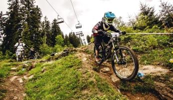 Report: BigMat Czech Downhill Tour 2016 zahájena v Peci