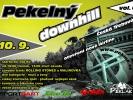 Pozvánka: Pekelný downhill - 10. září na Pekláku