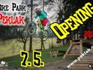 Bikepark Peklák otevírá 7. května