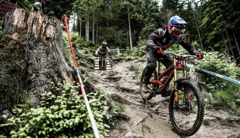 Video: track preview Leogang - Claudio bez řetězu