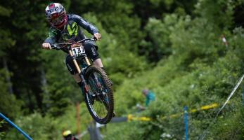 Fotostory: Jakub Říha na Evropském poháru ve Schladmingu