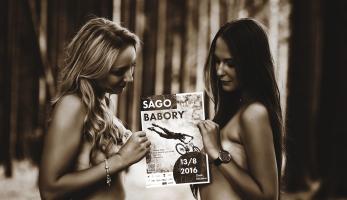 Sago Babory po osmé - nadupaná akce již tento víkend