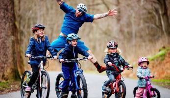 SimpleRent: každý rok super kolo pro vaše dítě za zlomek jeho ceny