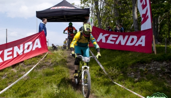 Report: Kule vyrazil na slovinské enduro Enduro Cerkno