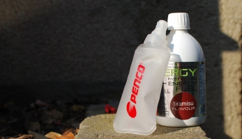 Test: Penco Energy Gel balený ve soft flask