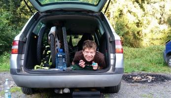 Report: Kuleho repec z Endurosérie na Špičáku