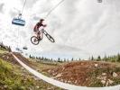 Video: Mistrovství republiky a  Bigmat Czech Downhill Tour ve Špindlerově mlýně