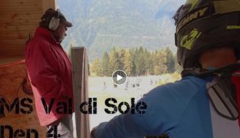 Video: nahlídni na Mistrovství světa ve Val di Sole