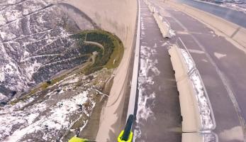 Video: Fabio Wibmer - nekoukej se a hlavně nepadej doleva