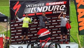 Víkendový výsledkový servis: Vojta Bláha vyhrál celkové pořadí Specialized SRAM Enduro Series