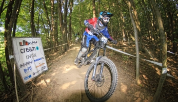 Report: Slopné pohromou favoritů - oficiální report Peveko bikerally Slopné