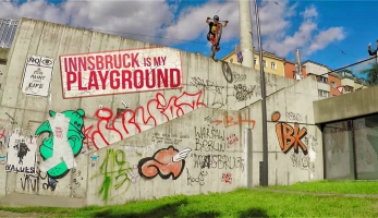 Video: Fabio Wibmer - Innsbruck Is My Playground