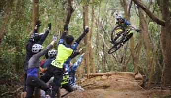 Fotostory: ,ZAM 5 - asijská bikeškola