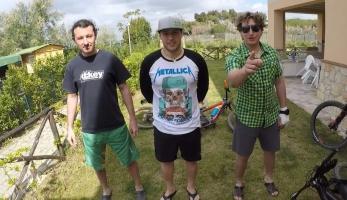 Video: bezpečnost italského trailového provozu