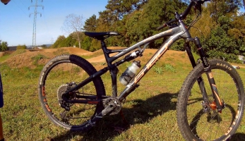 Gear & beer - Whyte Bikes G-160 RS