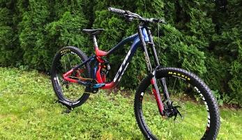 Bikecheck: Kissákův CTM Mons pro Mistrovství světa