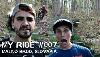 Video: Matěj Charvát - Přijeď si s námi zajezdit - Malino Brdo Bikepark