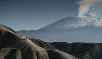 Video + foto + zážitek: 3volcanos - Adam, Klokan a Gaspi pokořili italské sopky