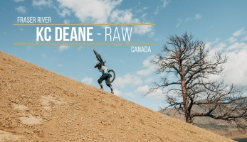 Video:  KC Deane a jeho raw freeride v Kanadě