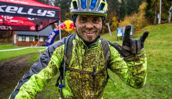 Report oficiální: Otvírák zimní sezóny Blinduro na Valašsku