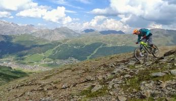 Video: na Carosello v Livignu otevřeli nejlepší trail