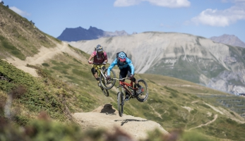 Video: Tutti Frutti Epic v Livignu - 45km flow trailů a jen 85 metrů stoupání