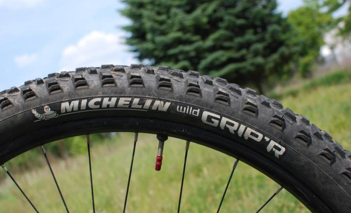 Test: pláště Michelin Wild Grip R Advanced Reinforced