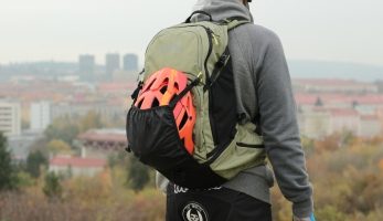 Test: batoh Evoc Explorer PRO 30l - takhle vidí bikepacking u Evocu