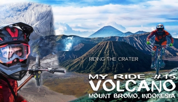 Video: Matěj Charvát - Volcano mission: Mount BROMO