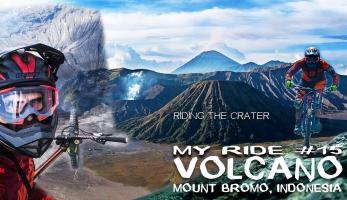 Video: Matěj Charvát - Volcano mission: Mount BROMO