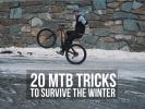 Video: Fabio Wibmer ti ukáže 20 triků jak přežít zimu