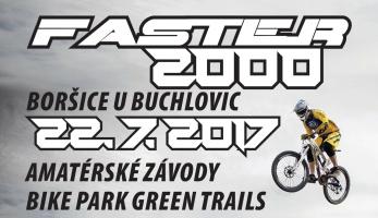 Pozvánka: Green Trails pořádají závody Faster 2000