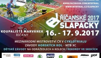 Pozvánka: Říčanské Šlapačky 2017 - neoficiální mistrovství ČR v ENDURO TRIALU