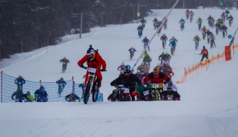 Report: Abby vyhrála Chinese Downhill v Jasné