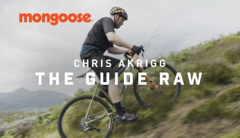 Video: Chris Akrigg - The Guide Raw