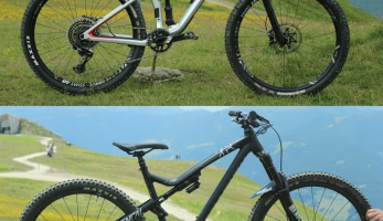 Video: Eurobike Media Days - BMC Speedfox a Commencal celý na novém SRAMu
