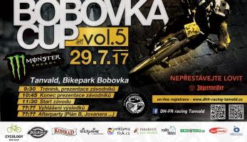 Bobovka Cup - závod v bobové dráze se jede už tento víkend