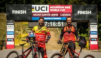 Video: Claudio v Mont Sainte Anne - komentovaná projížďka dráhy