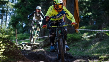 Report: Czech Downhill Tour 2017 vol. 1 - Pec pod Sněžkou