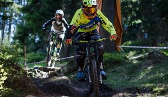 Report: Czech Downhill Tour 2017 vol. 1 - Pec pod Sněžkou