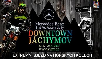 Registrace na první závod CZECH DOWNTOWN TOUR 2017 již zítra