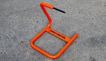 Vyzkoušeno: Dragonworks - chytrý stojan pro kola s dutou středovou osou
