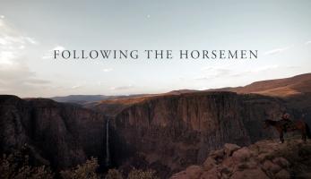 Video: Following The Horsemen - Claudio Calouri v netradiční roli