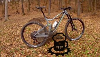 Gear & beer - Scott Genius 920