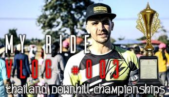 Video: Matěj Charvát - Thailand Downhill Championships