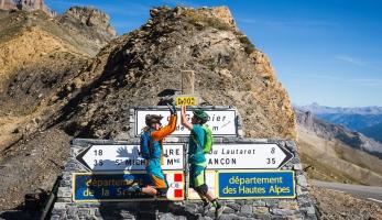 Video: TransAlp - z Nice až k Ženevskému jezeru