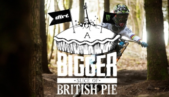 Video: A Bigger Slice of British Pie - britský libový ježdění