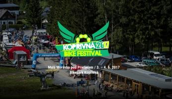Kopřivná Bike Festival 2017 vypukne již tento víkend