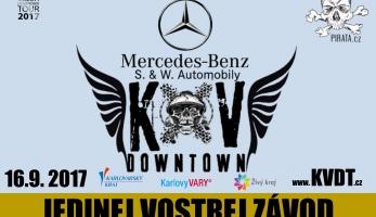 Pozvánka: KV DOWNTOWN 2017 - jedinej vostrej závod v Karlových Varech
